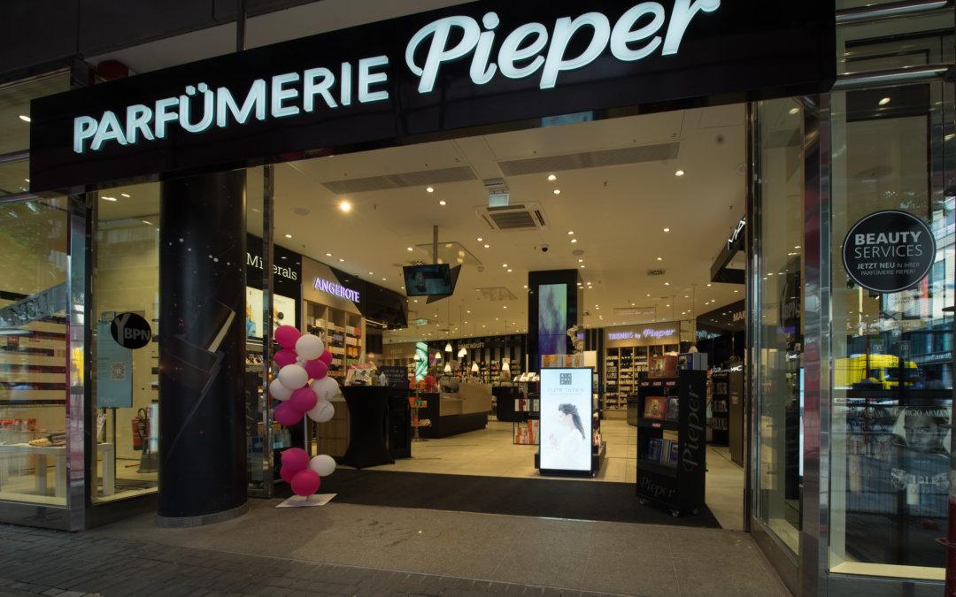 Parfümerie Pieper eröffnet ersten MY MEDICAL SPA Behandlungsraum in Köln